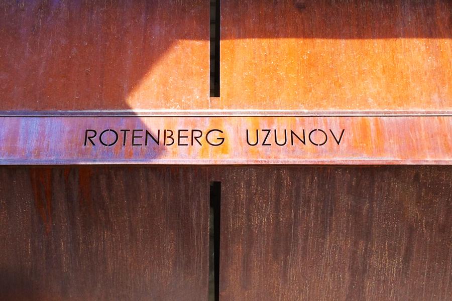 Eduard Uzunov, Inhaber der Kunstgalerie
