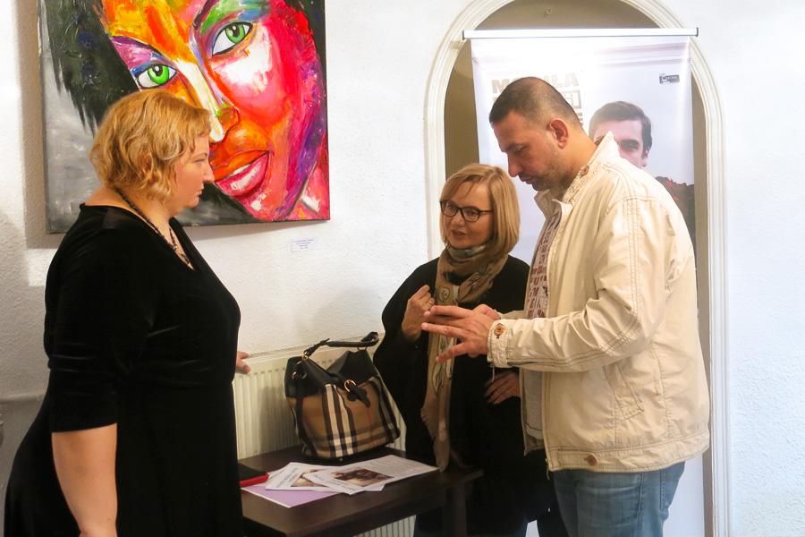 Katharine-Siegling-Ammar-Alnahhas-Nicoleta-Zagura-Art-and-Heritage-Nicolae-Bălcescu-Unesco-Club