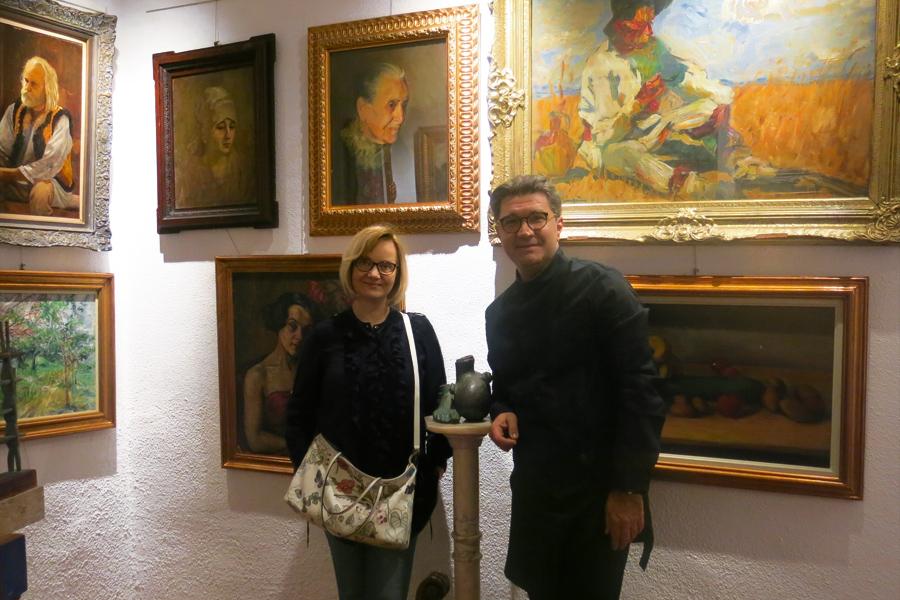 Katharine Siegling, Eduard Uzunov