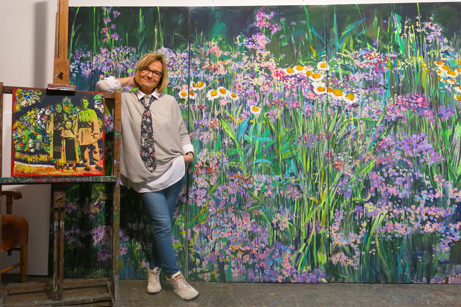 Katharine Siegling Mirela Traistaru Bukarest Atelier