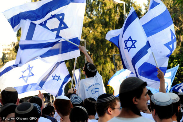 Israel feiert den 70. Jahrestag seiner Staatsgründung  – Israel forever!