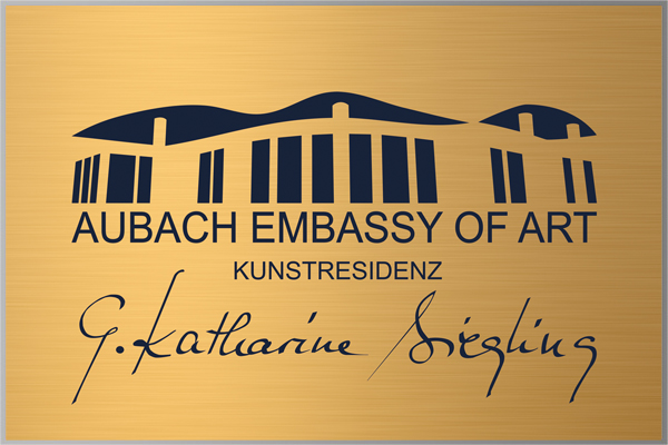 Aubach Embassy of Art, Kunstresidenz, Katharine Siegling