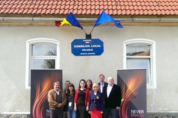 Humanitäres Projekt Araci, Rumänien